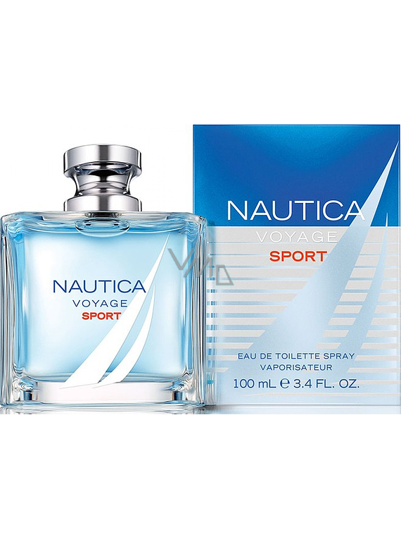 (M) Nautica Voyage Sport 100 ml EDT Spray