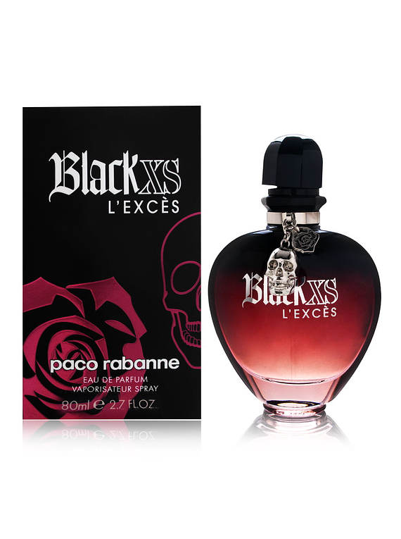 (W) Black XS L'Exces 80 ml EDP Spray