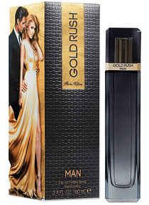 (M) Gold Rush Man 100 ml EDT Spray