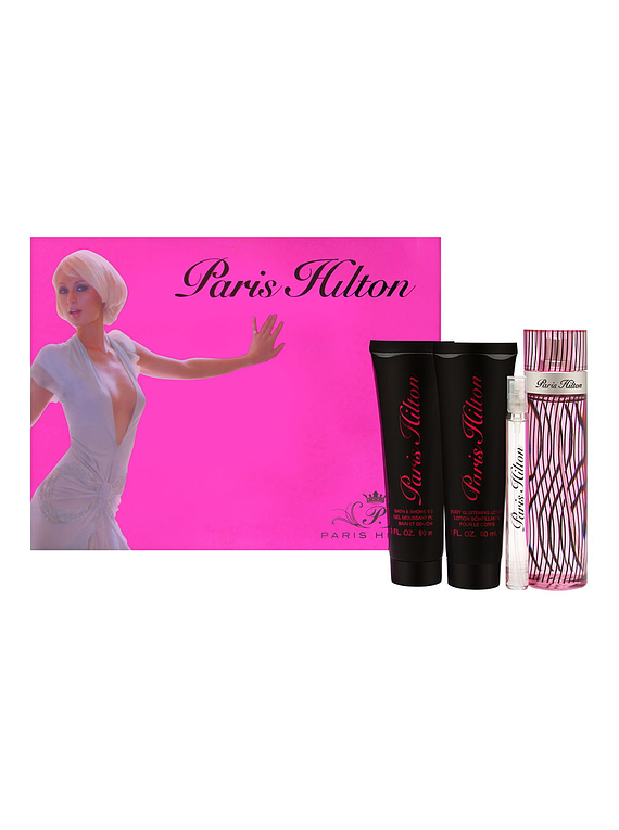 (W) ESTUCHE - Paris Hilton 100 ml EDP Spray
