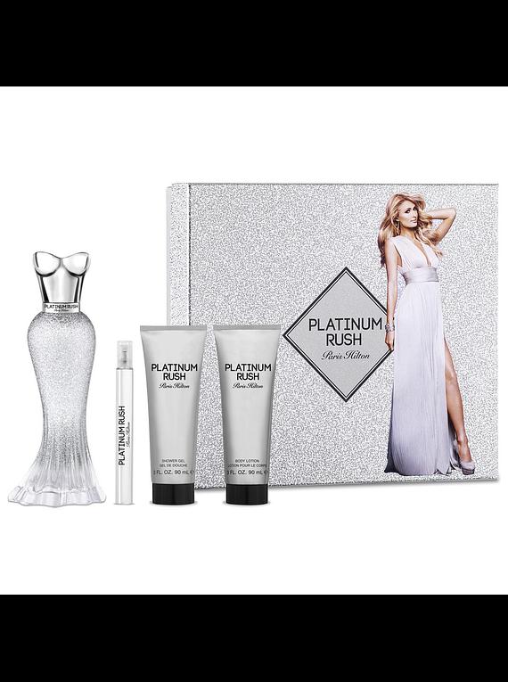 (W) ESTUCHE - Platinum Rush 100 ml EDP Spray