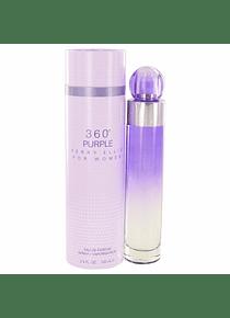 (W) 360º Purple 100 ml EDT Spray