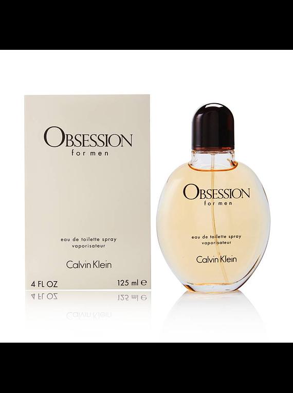 (M) Obsession 125 ml EDT Spray