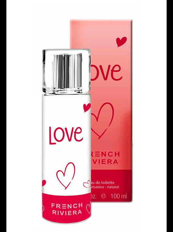 (W) French Riviera Love 100 ml EDT Spray