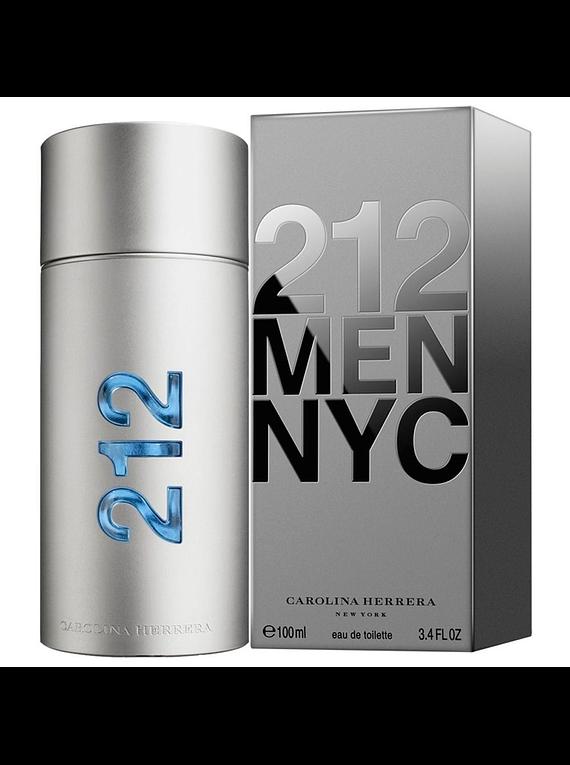 (M) 212 NYC 100 ml EDT Spray