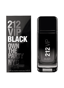 (M) 212 Vip Black 100 ml EDP Spray