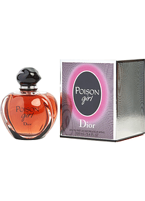 (W) Poison Girl 100 ml EDT Spray