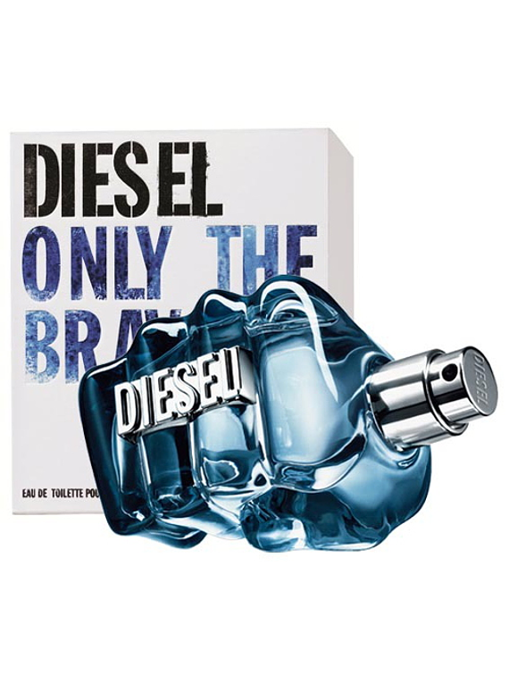 (M) Diesel Only The Brave 125 ml EDT Spray