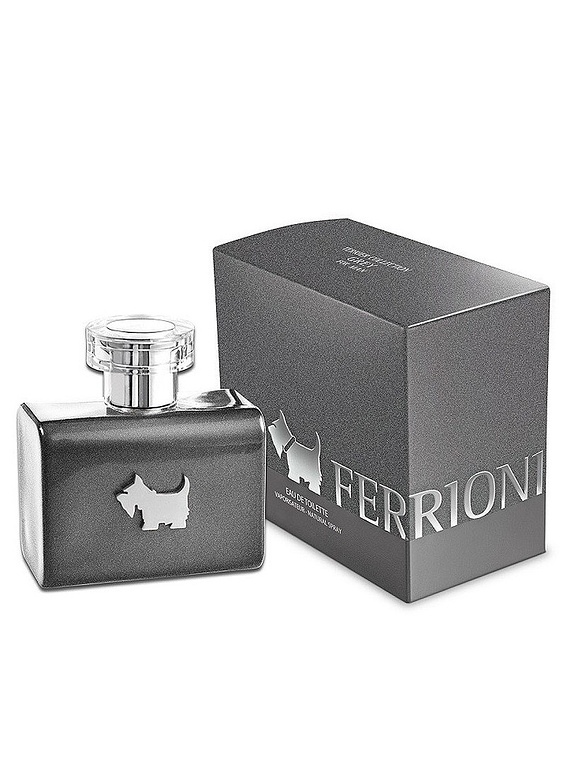 (M) Ferrioni Terrier Grey 100 ml EDT Spray