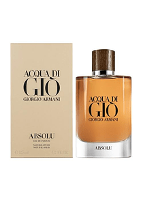 (M) Acqua Di Gio Absolu 125 ml EDP Spray