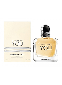 (W) Because It's You 100 ml EDP Spray