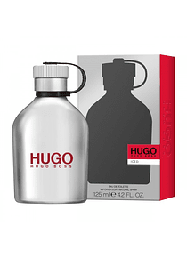 (M) Hugo Iced 125 ml EDT Spray