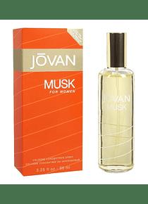 (W) Jovan Musk 96 ml EDC Spray