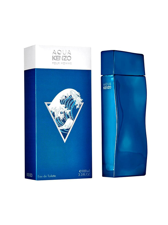 (M) Aqua Kenzo 100 ml EDT Spray