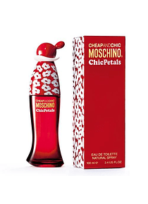 (W) Moschino Cheap & Chic - Chic Petals 100 ml EDT Spray
