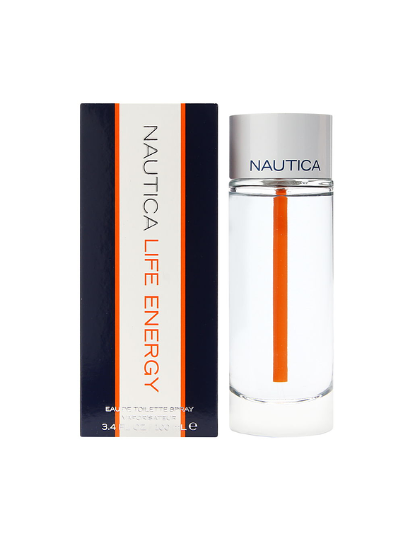 (M) Nautica Life Energy 100 ml EDT Spray