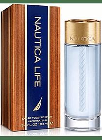 (M) Nautica Life 100 ml EDT Spray