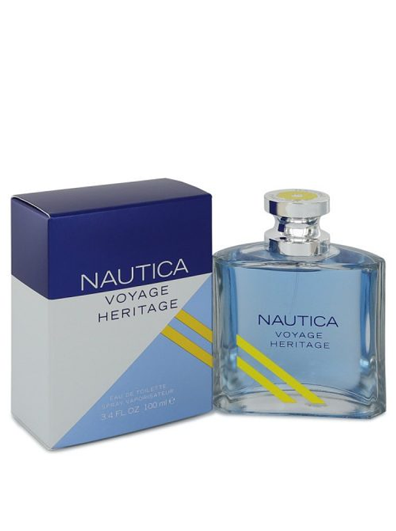 (M) Nautica Voyage Heritage 100 ml EDT Spray