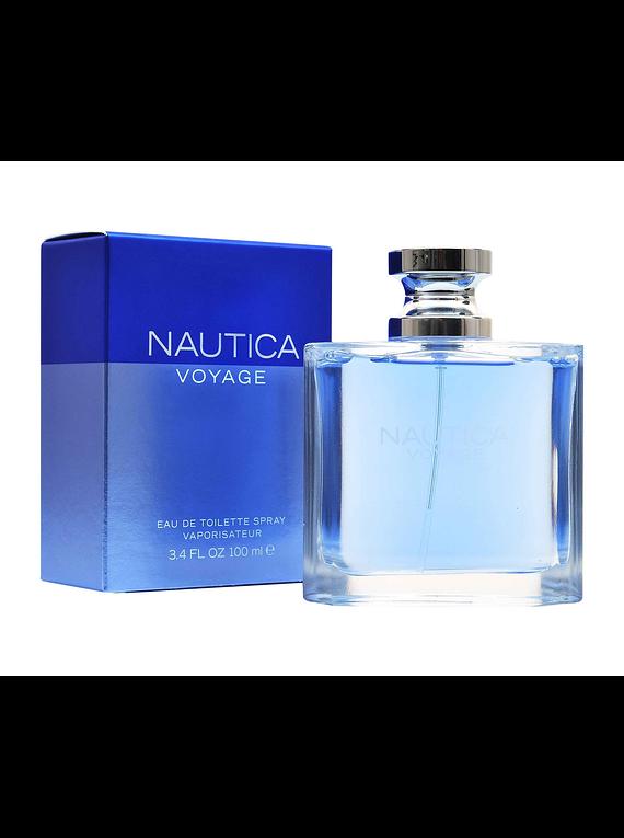(M) Nautica Voyage 100 ml EDT Spray
