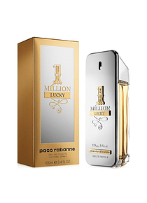 (M) 1 Million Lucky 100 ml EDT Spray