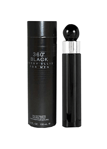 (M) 360º Black 100 ml EDT Spray