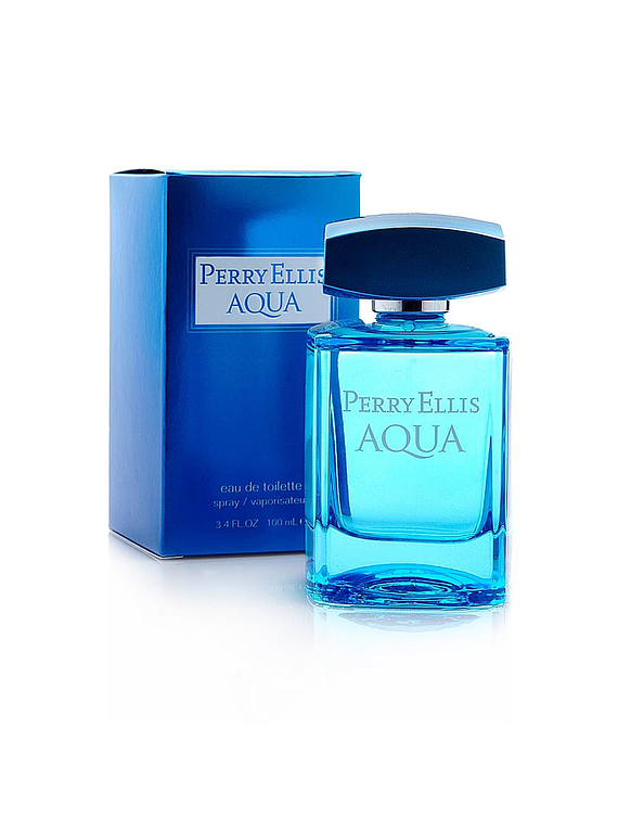 (M) Perry Ellis Aqua 100 ml EDT Spray