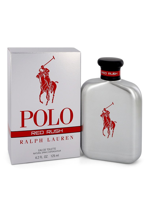 (M) Polo Red Rush 125 ml EDT Spray