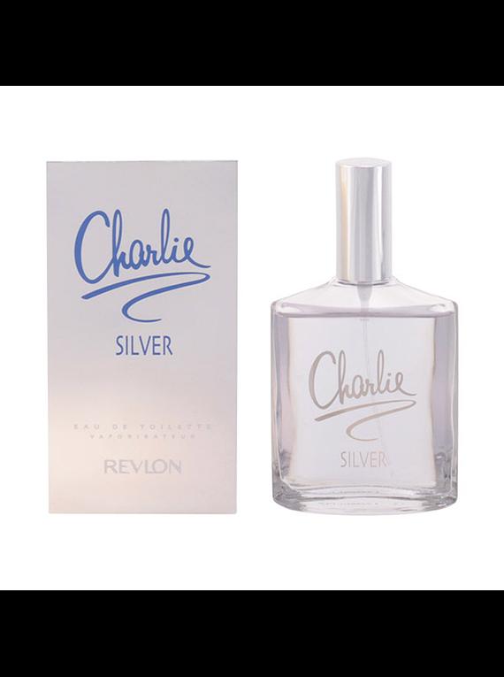 (W) Charlie Silver 100 ml EDT Spray