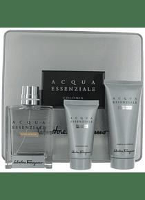 (M) ESTUCHE - Acqua Essenziale Colonia 100 ml EDT Spray