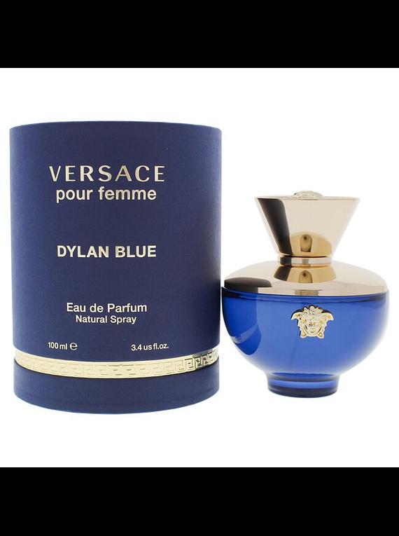 (W) Versace Pour Femme Dylan Blue 100 ml EDP Spray
