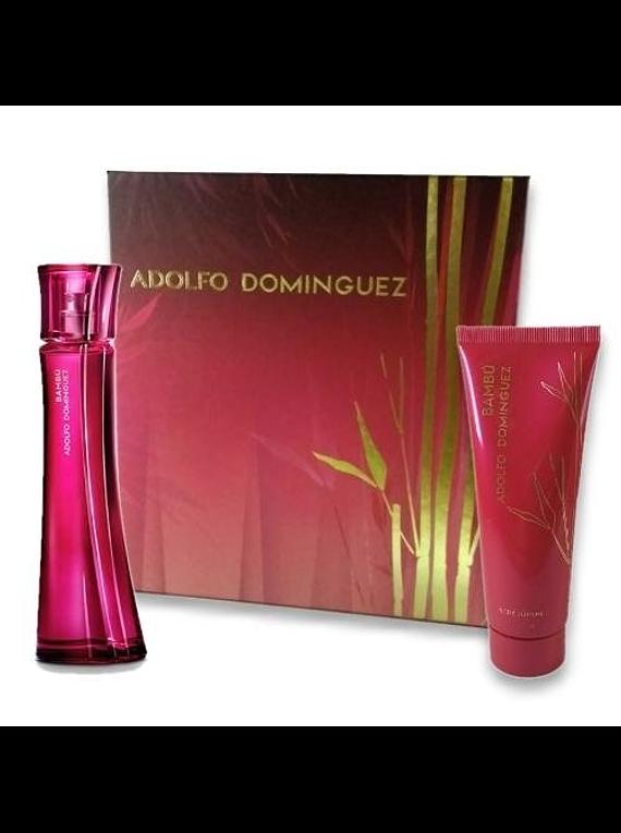 (W) ESTUCHE - Bambu Woman 100 ml EDT Spray