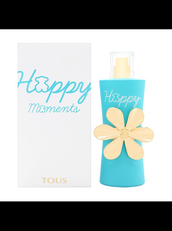(W) Tous Happy Moments 90 ml EDT Spray