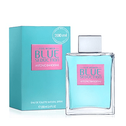 Perfume Blue Seduction Dama Edt 200 ml