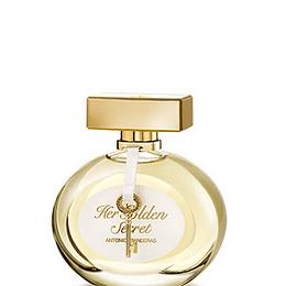 Perfume Golden Secret Dama Edt 80 ml Tester