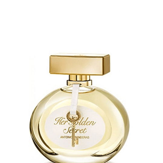 Perfume Golden Secret Dama Edt 80 ml Tester