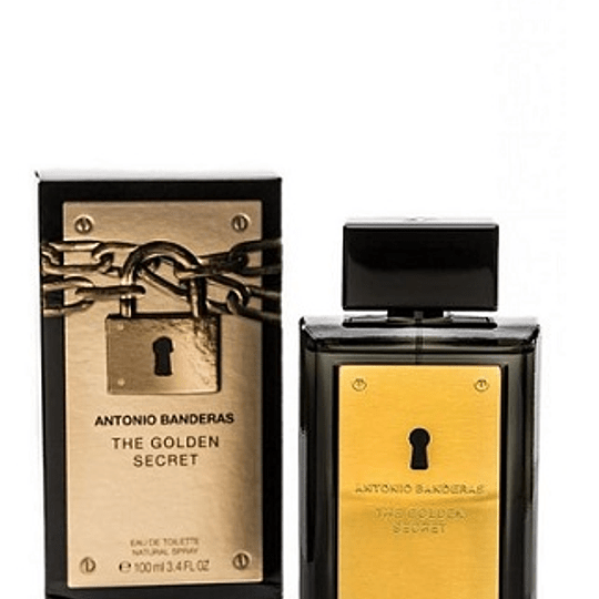Perfume Golden Secret Varon Edt 100 ml