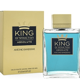 Perfume King Absolute Varon Edt 200 ml
