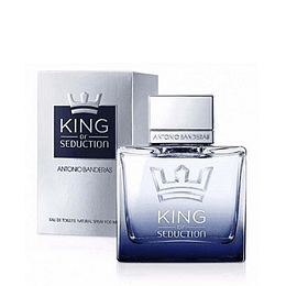 Perfume King Seduction Varon Edt 100 ml