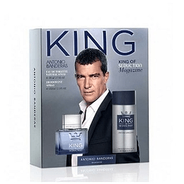 Perfume King Seduction Varon Edt 100 ml Estuche
