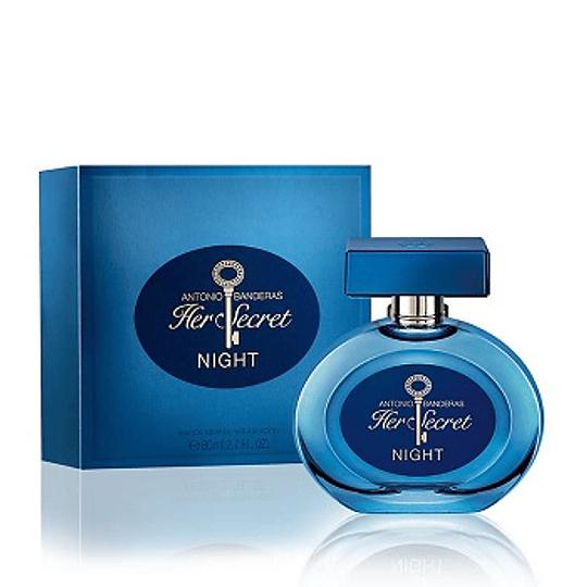 Perfume Secret Night Dama Edt 80 ml