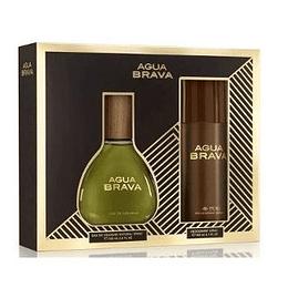 Perfume Agua Brava Con Spray Varon Edc 100 ml Estuche