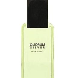 Perfume Quorum Silver Varon Edt 100 ml Tester