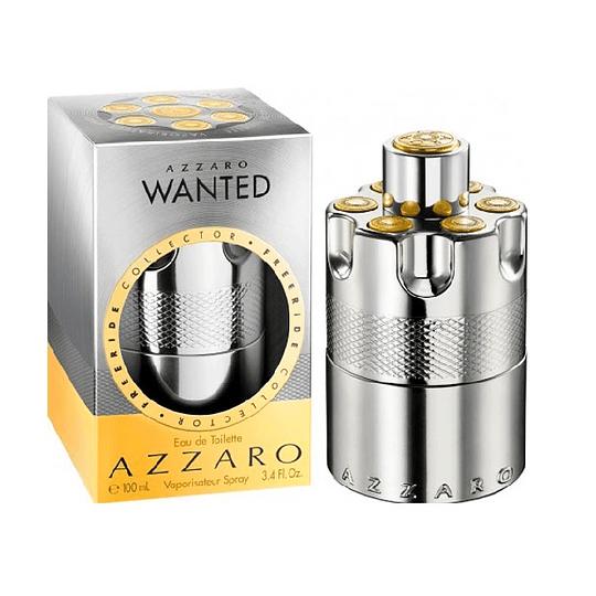 Perfume Azzaro Wanted Varon Edt 100 ml