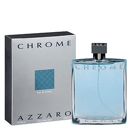 Perfume Chrome Azzaro Varon Edt 200 ml