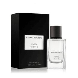 Perfume Banana Republic Linen Vetiver Unisex Edp 75 ml