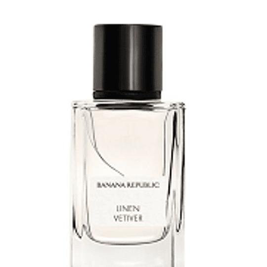 Perfume Banana Republic Linen Vetiver Unisex Edp 75 ml Tester