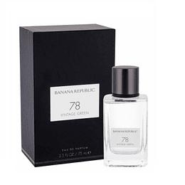 Perfume Banana Republic N 78 Vintage Green Unisex Edp 75 ml