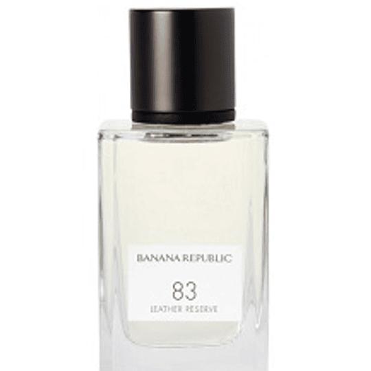 Perfume Banana Republic N 83 Leather Reserve Unisex Edp 75 ml Tester
