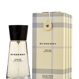 Perfume Burberry Touch Dama Edp 100 ml