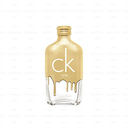 Perfume Ck One Gold Unisex Edt 100 ml Tester